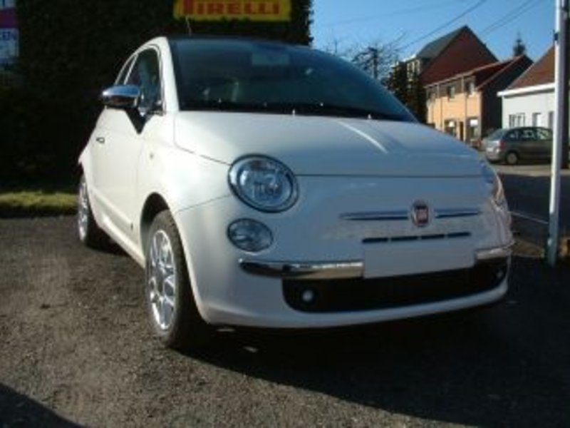 Fiat 500 lounge garage simons alfa romeo fiat lancia - Fiat 500 occasion garage ...